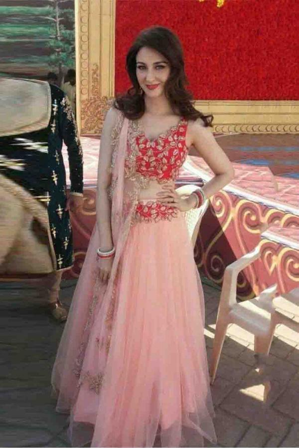 9b8aa53467 Buy Net Lehenga Choli In Baby Pink Colour Online in India at cooliyo ...
