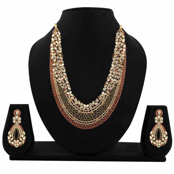 f94fb38de5f6e Kundan Necklace Set