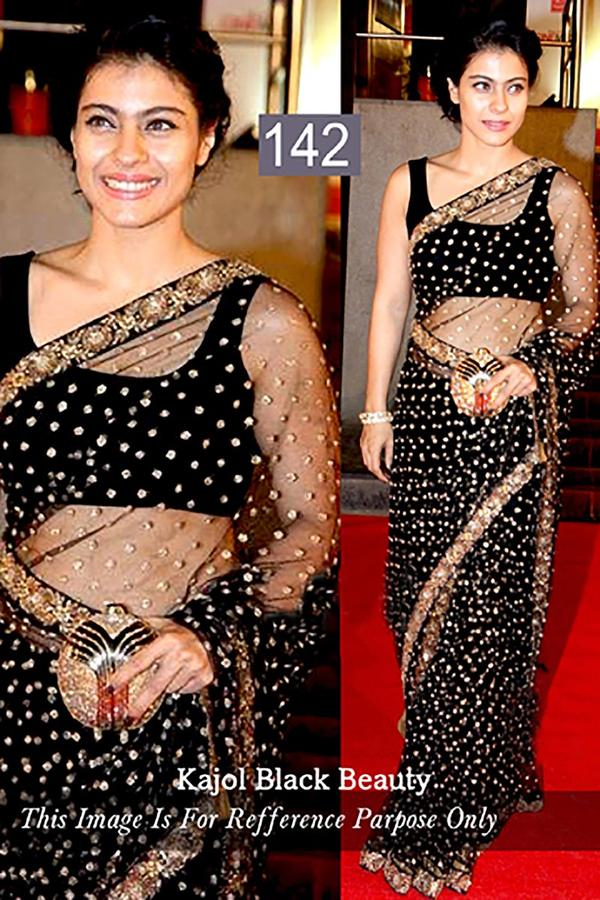 Kajol latest sarees in bollywood improbable