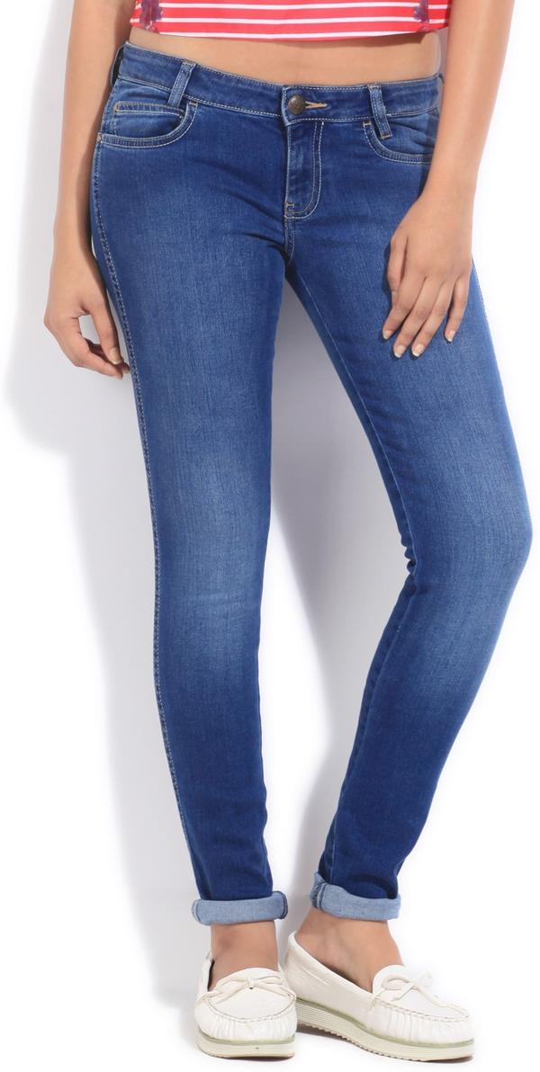 18c7c6f5 Wrangler Skinny Fit Fit Women's Jeans