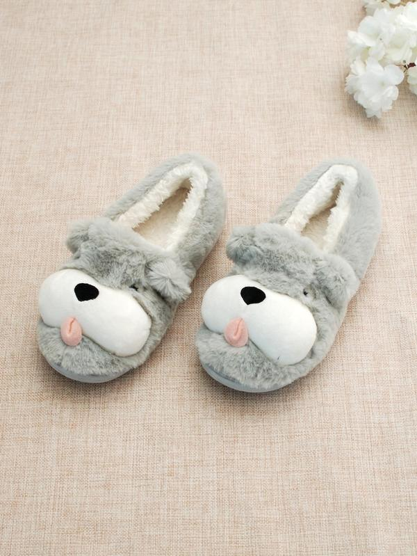 2d59accce Buy Cartoon Fluffy Slippers Online in India at cooliyo : coolest ...