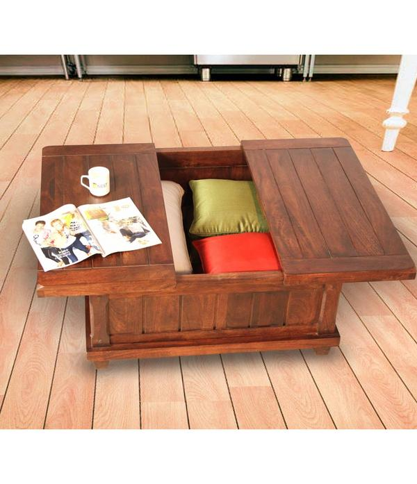 Coffee Table With Storage India 3