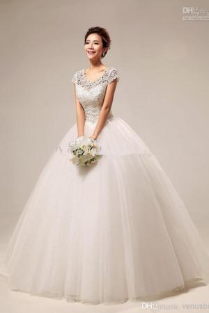Buy Elegant Net Neck Ball Gown Online In India At Cooliyo Coolest