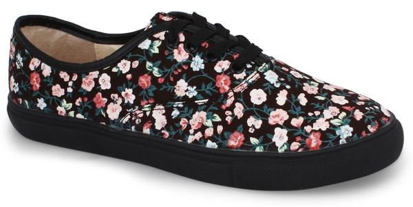133dee7ab5d7 Buy Floral Sneakers Online in India at cooliyo   coolest products in ...