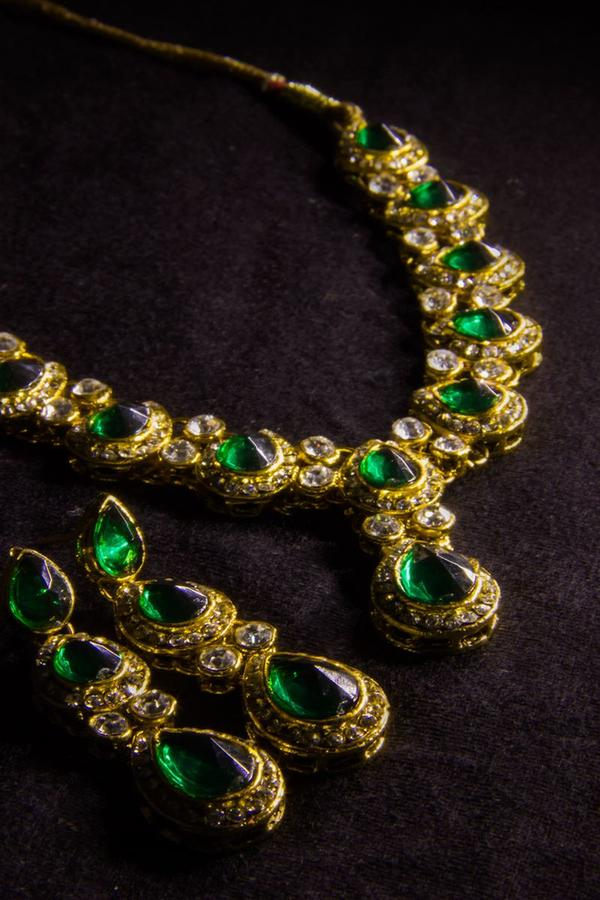 Kundan Jewelry | Kundan Work Jewellery Sets Online Shopping