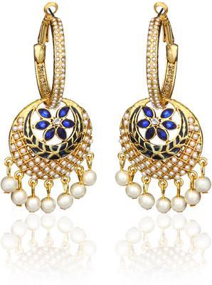 Buy zaveri pearls alloy chandelier earring online in india at zaveri pearls alloy chandelier earring image aloadofball Image collections