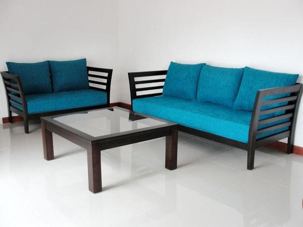 Buy Teak Wood Sofa Set Online In India At Cooliyo Coolest Products