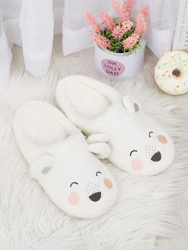4f69b7927 Buy Cartoon Design Fluffy Slippers Online in India at cooliyo ...