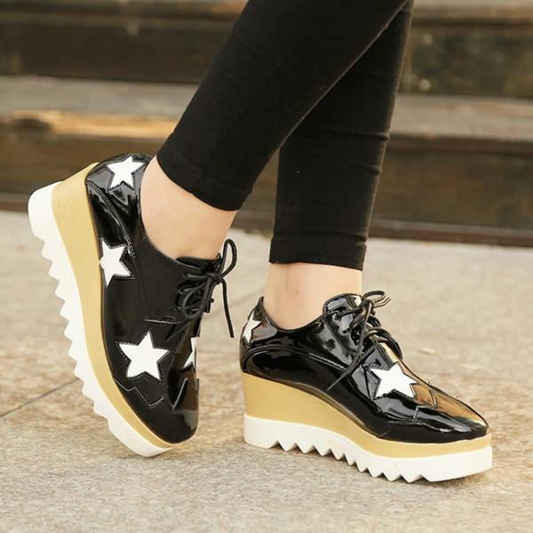 01af68a73e Buy Black Stario Platform Shoes Online in India at cooliyo : coolest ...