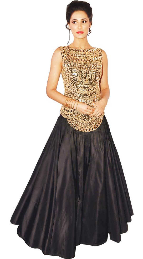 Buy Ethnic Black dress Online in India at cooliyo : coolest products ...