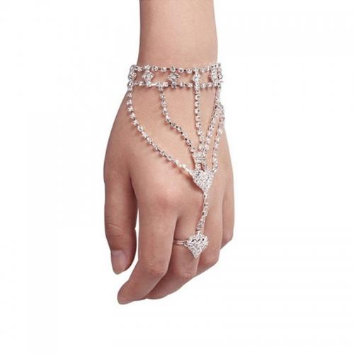 fd0d0e3934 Buy Hand Bangle With Finger Ring Bracelet Online in India at cooliyo ...