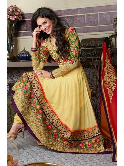 cca36e007e Buy Designer Party Wear Salwar Suit Online in India at cooliyo ...