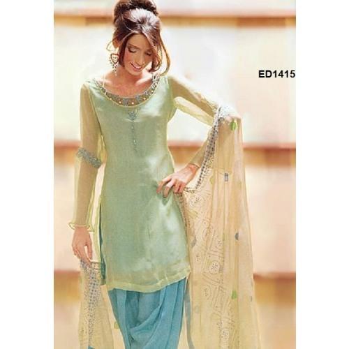 2c847a5691 Buy Indian Punjabi Patiyala Dress Short Patiala Suit Online in India ...
