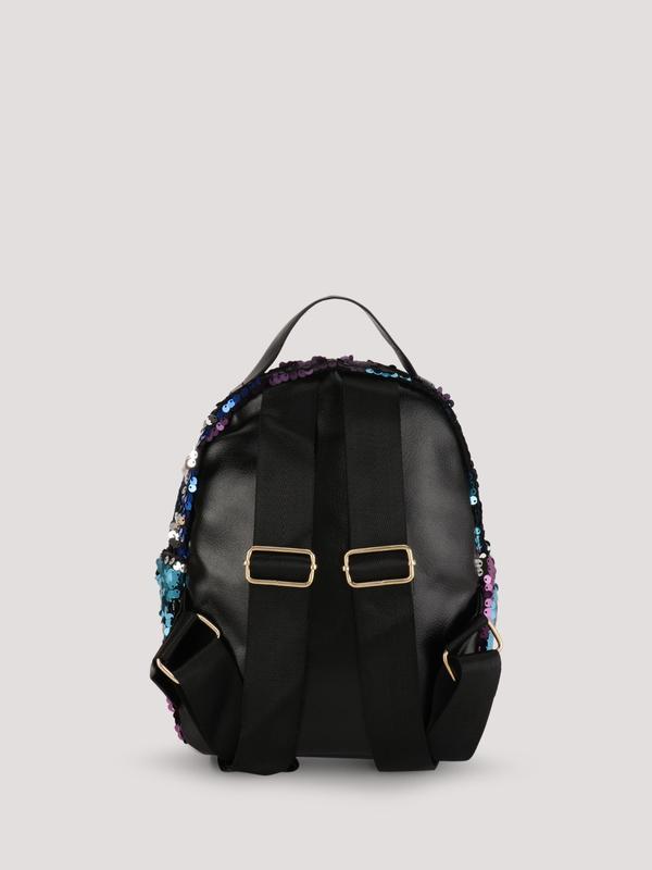 edead480734 Buy Fur Jaden Sequin Backpack Online in India at cooliyo   coolest ...