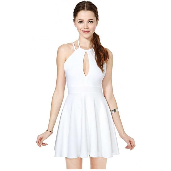 13b1ca5a387 Buy V-Neck Mini Clubwear Dress Online in India at cooliyo   coolest ...