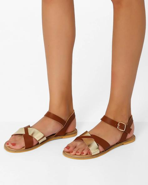 333dfd3af8a Buy Criss-Cross Flat Sandals Online in India at cooliyo   coolest ...