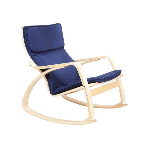 Astonishing Vita Rocker Chair Blue Dailytribune Chair Design For Home Dailytribuneorg