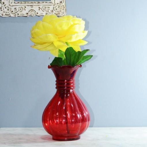 cooliyo.com & Scarlet Luster Pitcher Flower Vase