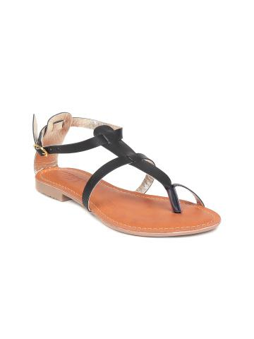 9b5db287b09 Buy Women Black Flats Online in India at cooliyo   coolest products ...