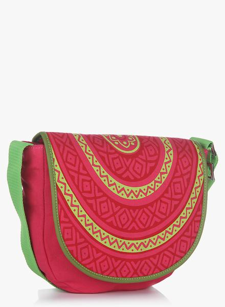 7a9625d8c6 Buy Ginger By Lifestyle Pink Sling Bag Online in India at cooliyo ...